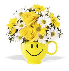 smily flowers